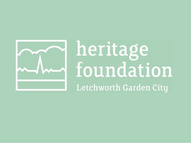David Ames   'Community Land Trust: Letchworth Garden City'