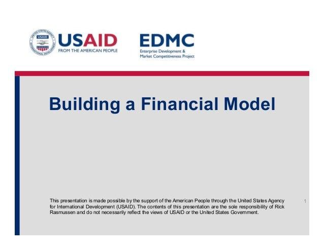 6.2 building a financial model.pptx