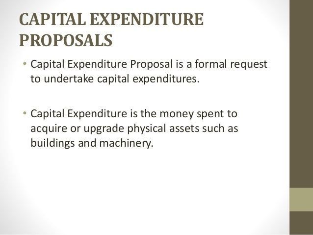 capital expenditure proposal Delta corporation is considering two capital expenditure proposals both proposals are for similar products and both are expected to operate for four years.