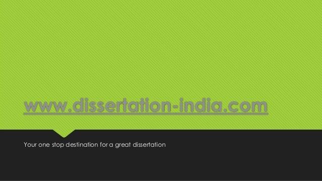 destination marketing dissertation