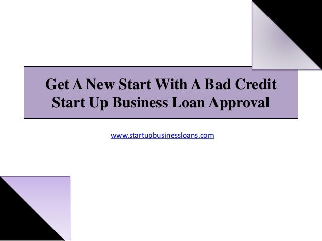 8 Options for Small Business Startup Loans | Nav