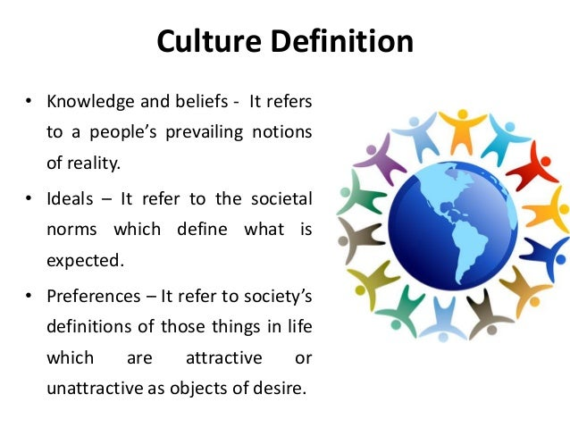 what culture definition