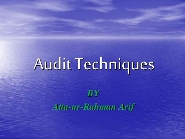 "audit techniques Proactive fraud audit techniques for auditors and investigators presentation by cpa reuben boro gitahi 11/18/2015 "" your."