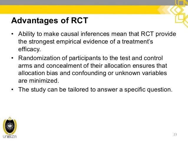 6 randomised controlled trial