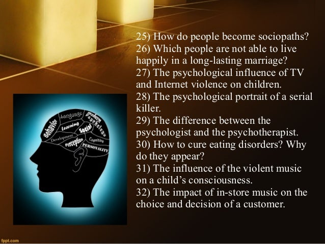 Why people consider Psychology as a science?