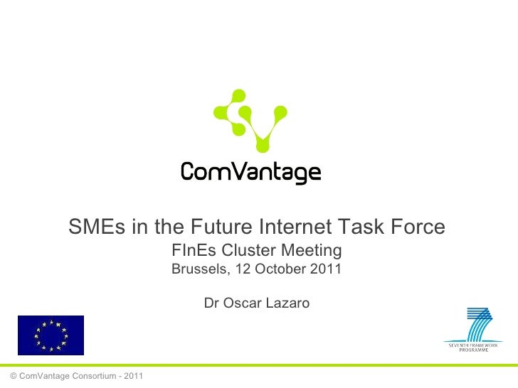 6 2-smes in the future internet task force
