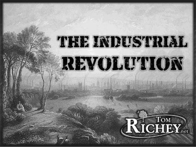 The Industrial Revolution (AP European History)