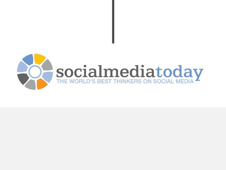 Social Media Today presents:      Which Metrics Matter in Social Media?Brought to you by