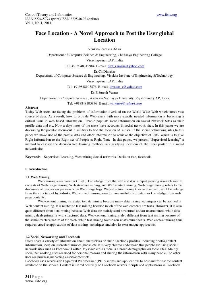 Control Theory and Informatics                                                               www.iiste.orgISSN 2224-5774 (...