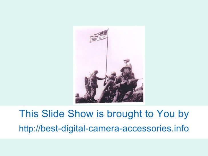 Famous Photography: Raising The Flag On Iwo Jima
