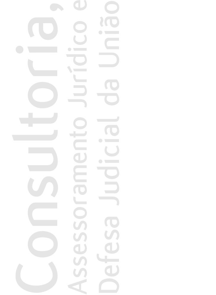 ConsultoriaAssessoramento JurídicoDefesa Judicial da Uniã