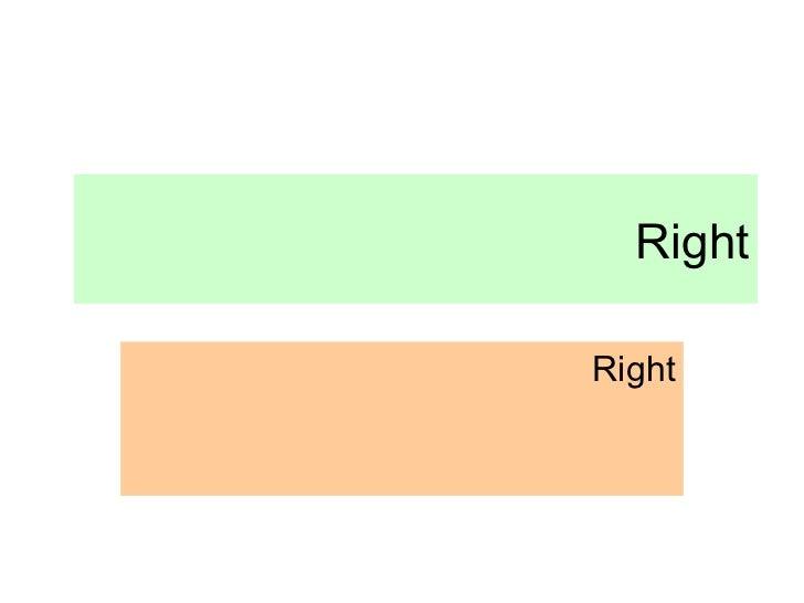RightRight