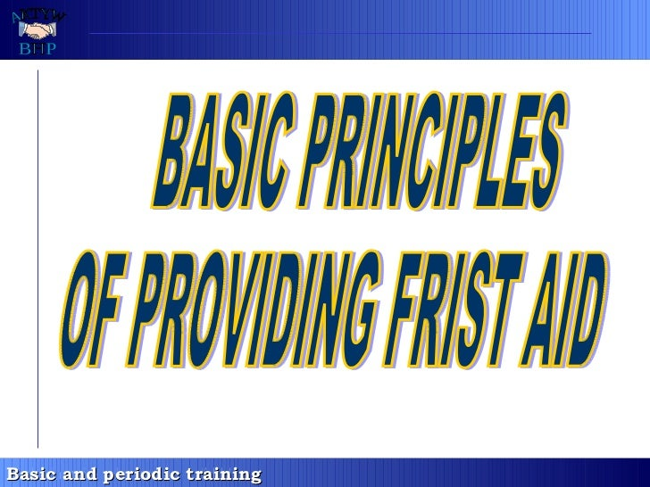 [biurowi 6 - en] basic principles of providing fristaid