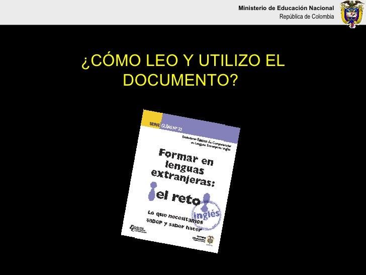 6. Como Leo Y Utilizo El Documento Eje2