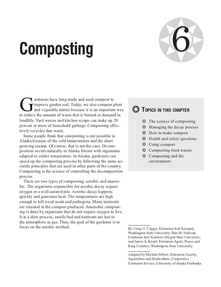 6 composting