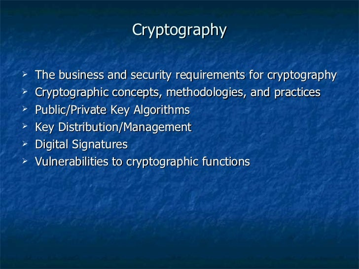 a look at public key encryption as the process of disguising information Data cryptography is the core technology of network and information security its basic is true in the transmission process to encrypt the data, you can protect the data in the transmission process security it is called the public key algorithm because the encryption key can be made public, that is, the stranger can encrypt.
