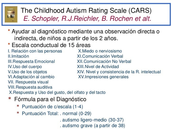 childhood autism rating scale 2 pdf