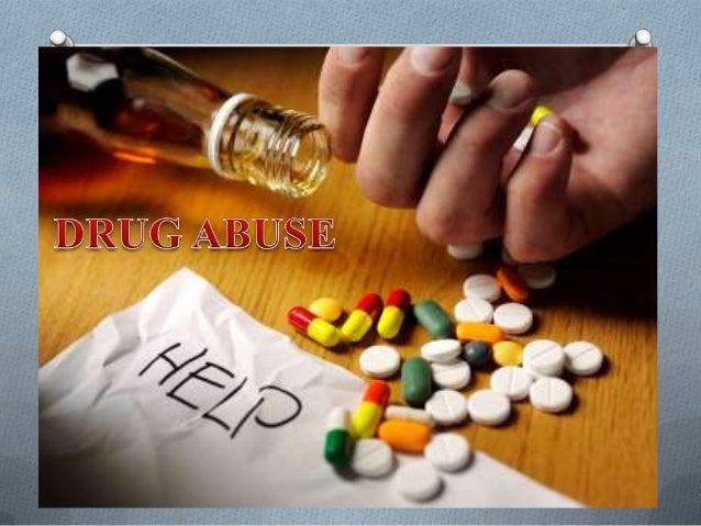6   drug abuse