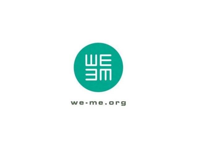 Fundación We-Me: una organización que trabaja en el campo yFundación We-Me: una organización que trabaja en el campo y usa...