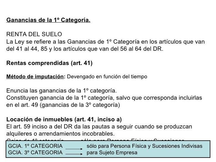 ley suelo 56 6 ganancias primera categoria