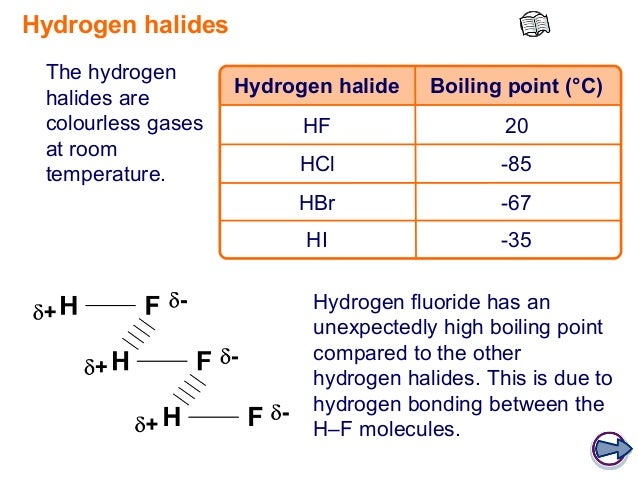 What Is Hydrogen Chloride At Room Temperature