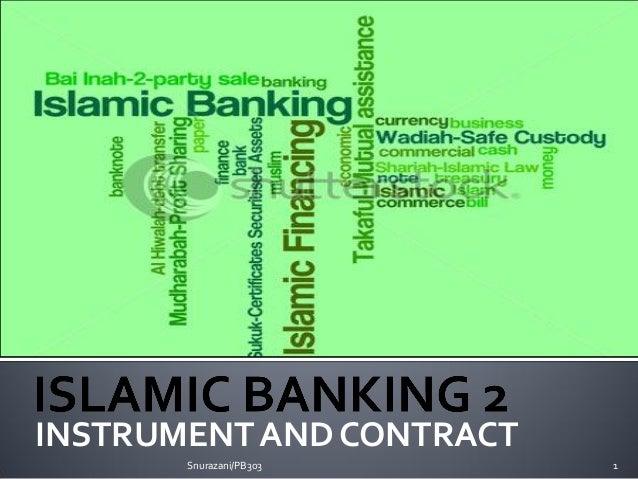 chapter 6  islamic banking 2
