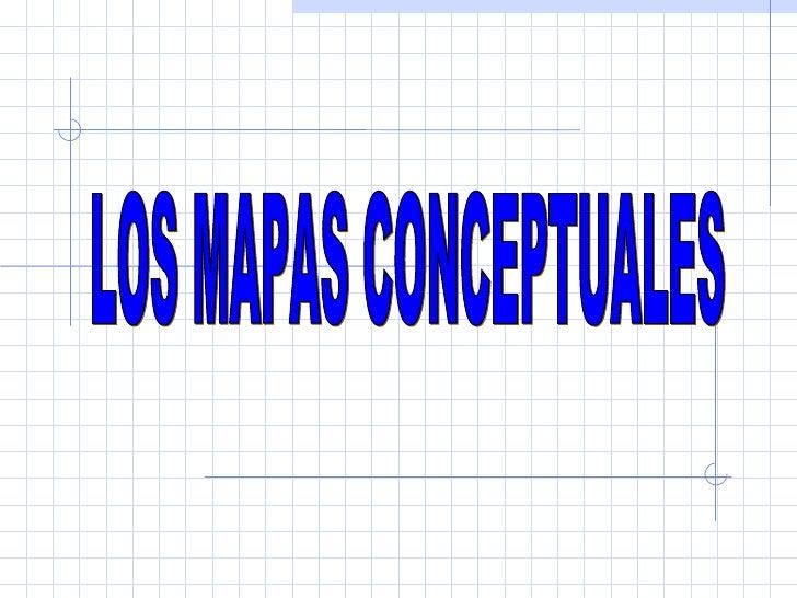 6. Mapas Conceptuales