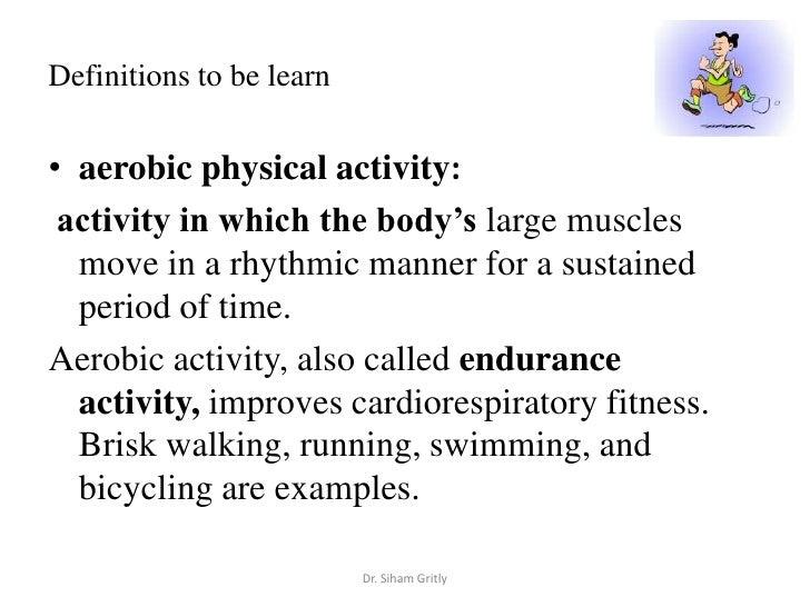 a definition of cardiovascular endurance