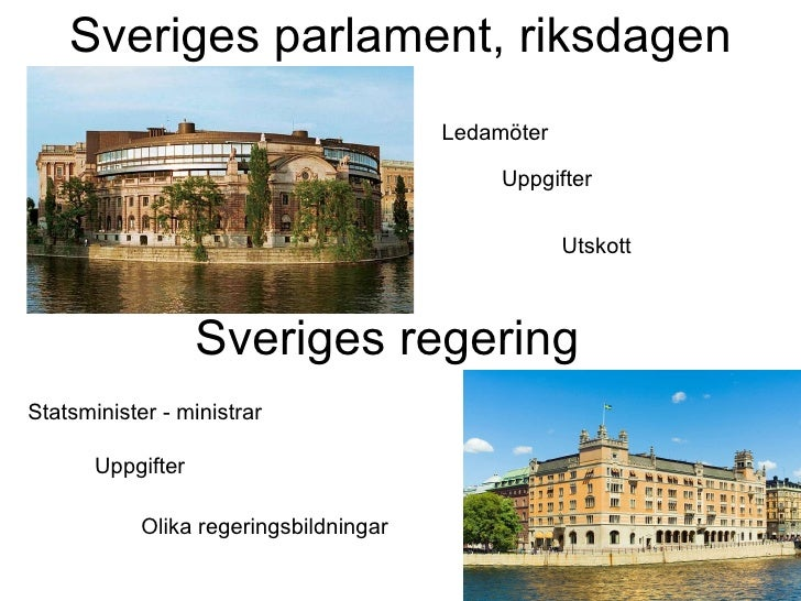 Sveriges riksdag. 1 : Historisk och statsvetenskaplig ...
