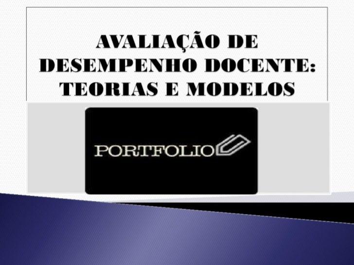 6. slides   avaliação do desempenho docente - helena - pdf