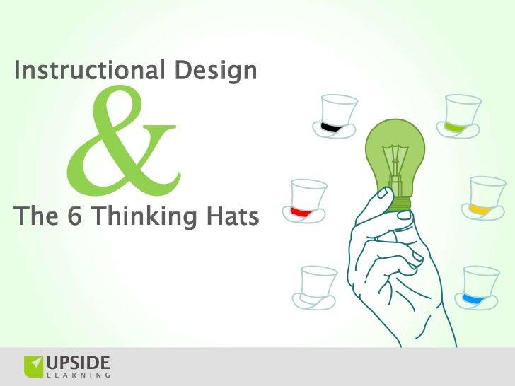 Instructional DesignThe 6 Thinking Hats