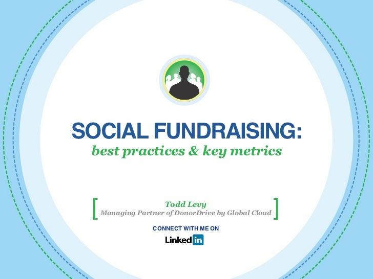 Todd Levy - Social Fundraising