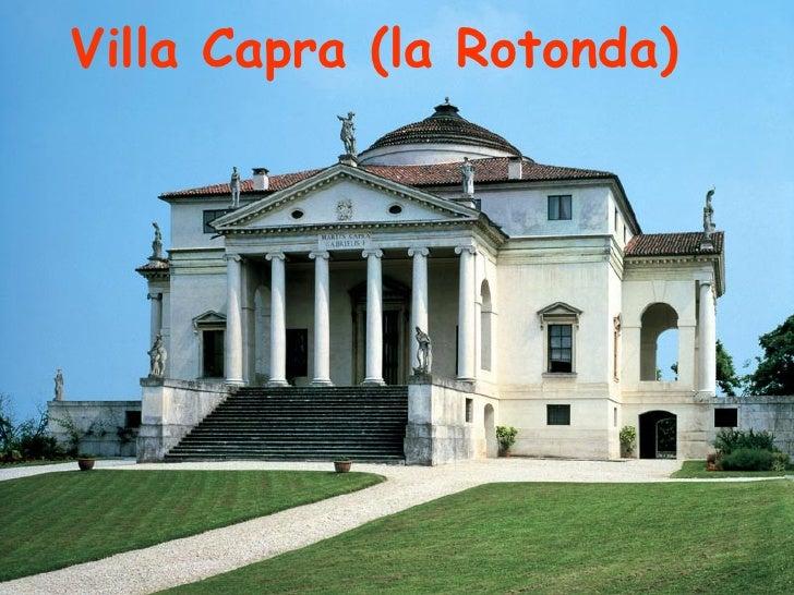 Villa Capra (la Rotonda)