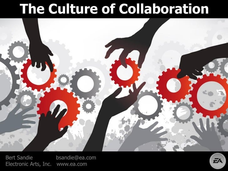 The ChallengeThink Culture of Collaboration First