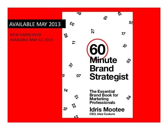 60 Min Brand Strategist NEW