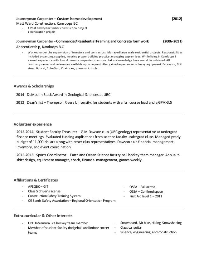 Attractive General Resume Affiliations Resume : Affiliations On Resume Stonevoices Co  ...