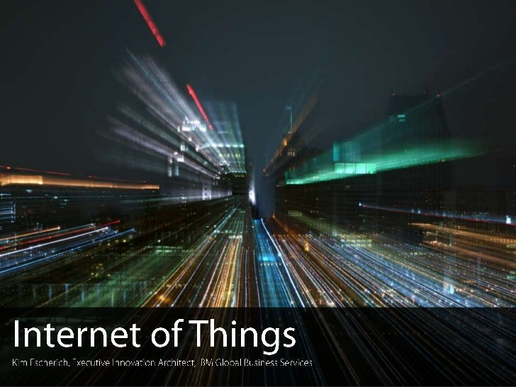 600 minutes: Internet of Things