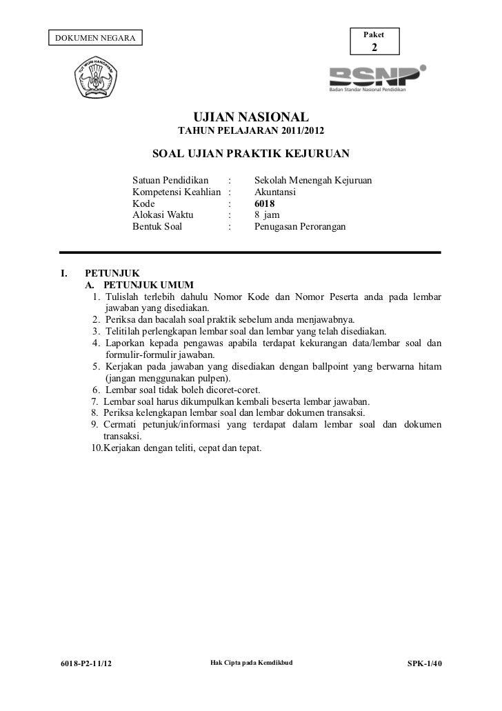SOAL  p2-spk-akuntansi TH 2012