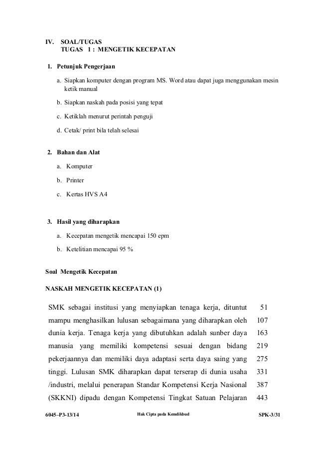 Soal Ukk Administrasi Perkantoran P1 2013 2014