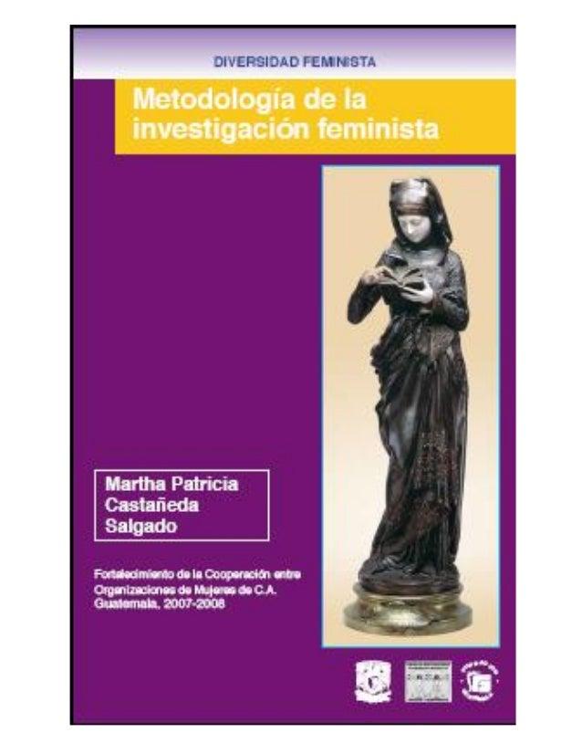 MARTHA PATRICIA CASTAÑEDA SALGADO Tiene una Maestría en Antropología Social con especialidad en el área de Antropología fe...