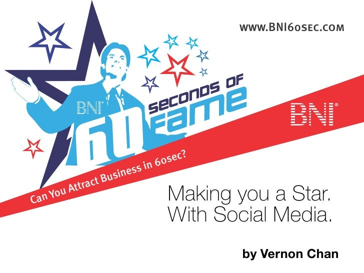 Making You A Star. With Social Media.