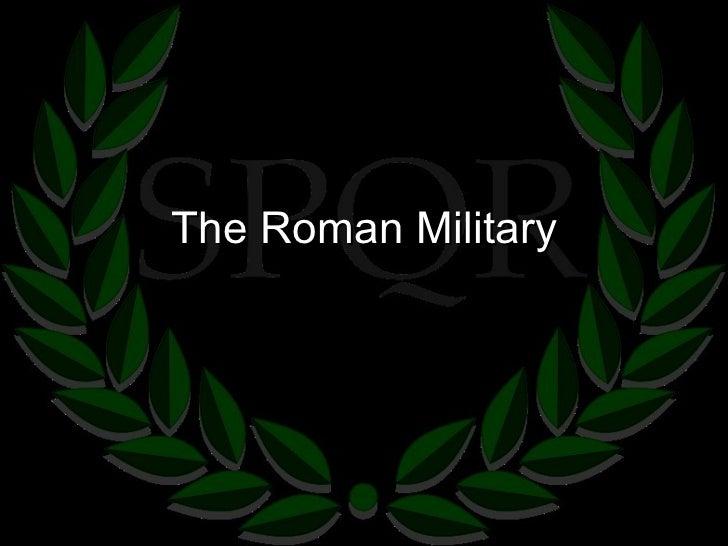 60 The Roman Military939