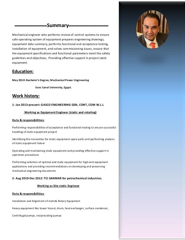 cv mechanical engineer manager rotating and static equipment 8297109