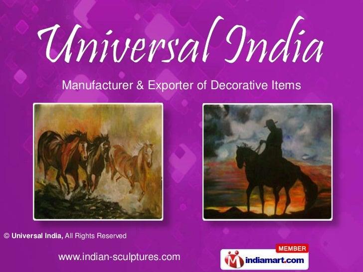 Universal India Haryana India