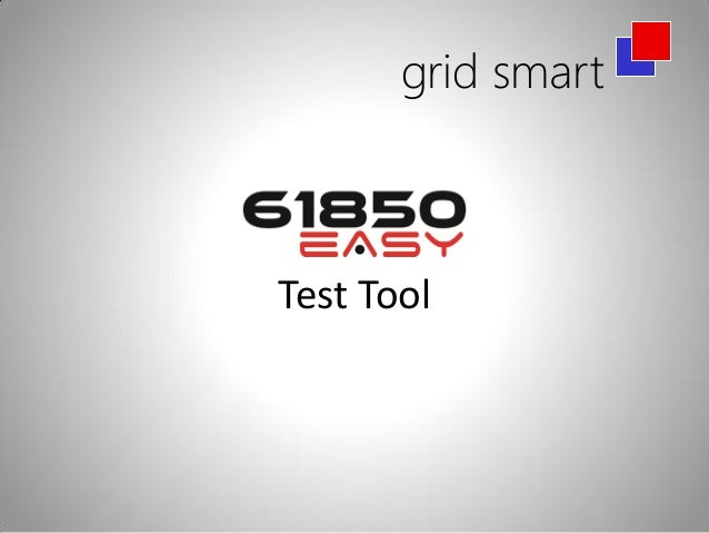 61850easy Test Tool 2013