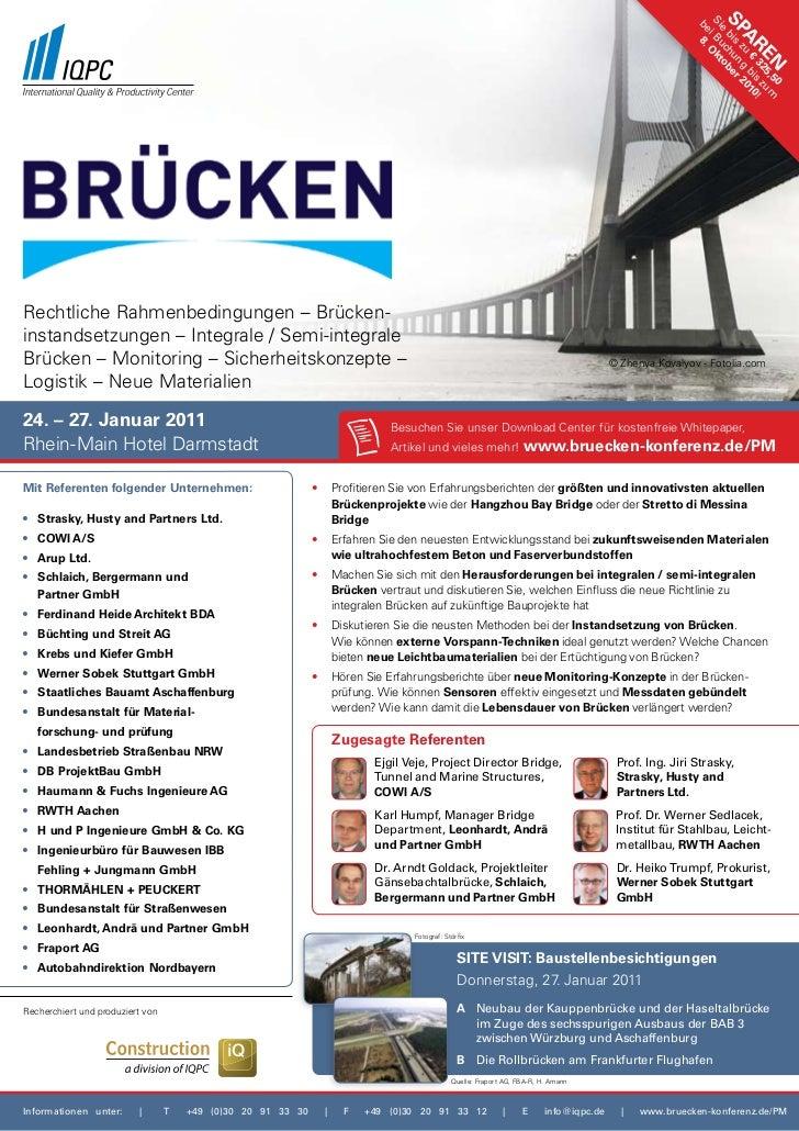 Brücken 2011