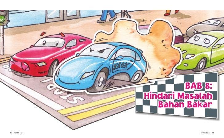 First Gear Bahasa edition, Hindari Masalah Bahan Bakar (Chapter 08)