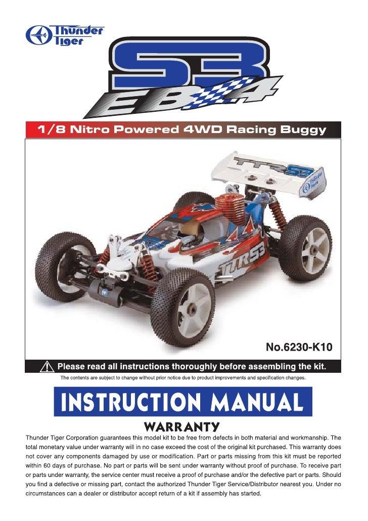 Manuale EB-4 S3