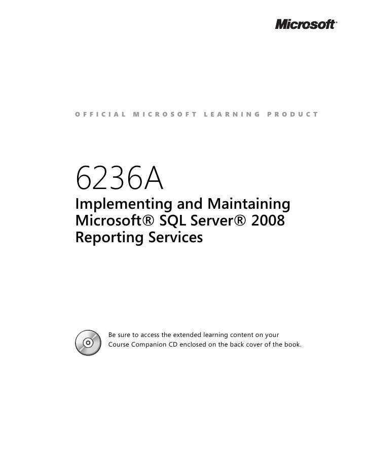 6236 a reportingservices