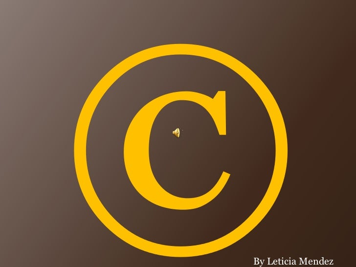 6340leticiamendez copyrightpowerpointpresentation last revision